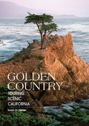 Golden Country: Touring Scenic California
