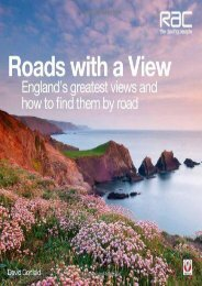 Roads with a View: England s Greatest Views and How to Find Them by Road