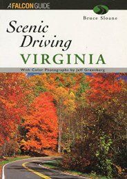 Scenic Driving Virginia (Scenic Routes   Byways)