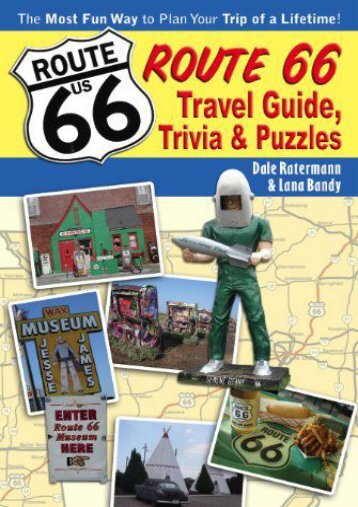 Route 66: Travel Guide, Trivia and Puzzles