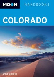 Moon Colorado (Moon Handbooks)