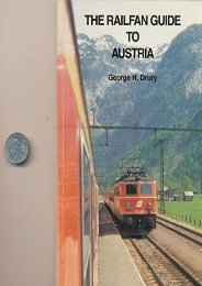 The railfan guide to Austria