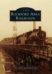 Rockford Area Railroads (Images of Rail)