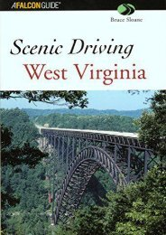 Scenic Driving West Virginia (Scenic Routes   Byways)