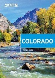 Moon Colorado (Travel Guide)