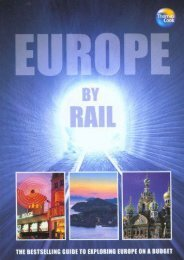 Europe by Rail, 9th