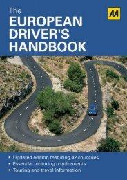 The European Driver s Handbook (Aa)