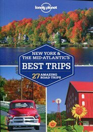 Lonely Planet New York   the Mid-Atlantic s Best Trips (Travel Guide)