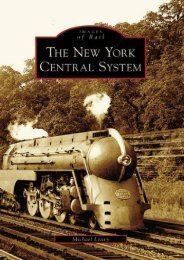 The New York Central System (NY)  (Images of Rail)
