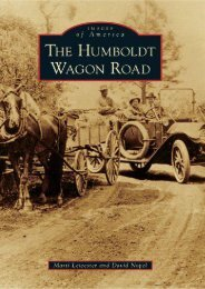The Humboldt Wagon Road (Images of America)