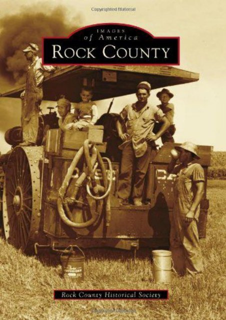 Rock County (Images of America)
