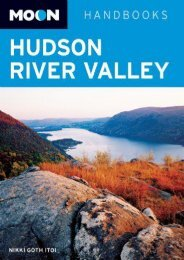 Moon Hudson River Valley (Moon Handbooks)