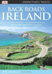 Back Roads Ireland (Eyewitness Travel Back Roads)