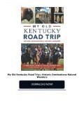 My Old Kentucky Road Trip:: Historic Destinations   Natural Wonders - Page 2