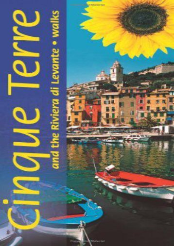 Cinque Terre (Sunflower Landscapes)