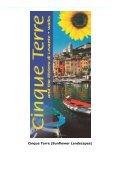 Cinque Terre (Sunflower Landscapes) - Page 2