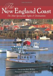 The New England Coast: The Most Spectacular Sights   Destinations