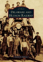 Delaware and Hudson Railway (Images of Rail)