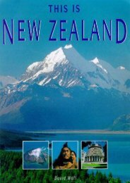 This Is New Zealand (World of Exotic Travel Destinations)