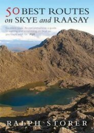 50 Best Routes on Skye and Raasay