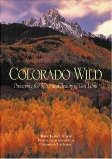 Colorado Wild (Natural World)