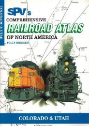 Steam Powered Video s Comprehensive Railroad Atlas of North America: Colorado and Utah