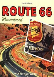 Route 66 Remembered (Motorbooks Classic)