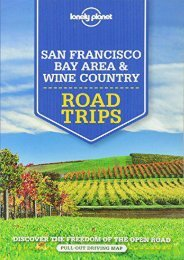 Lonely Planet San Francisco Bay Area   Wine Country Road Trips (Travel Guide)