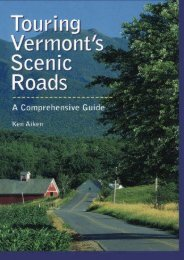 Touring Vermont s Scenic Roads: A Comprehensive Guide