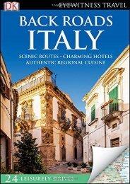 Back Roads Italy (Eyewitness Travel Back Roads)