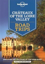 Lonely Planet Chateaux of the Loire Valley Road Trips (Travel Guide)