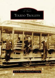 Toledo Trolleys   (OH)  (Images of Rail)