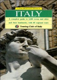 Italy (Heritage Guide Series)