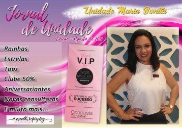 JORNAL DE UNIDADE - MARIA BONITA 082017