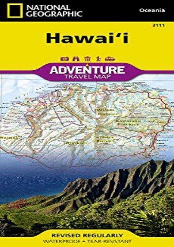 Hawaii (National Geographic Adventure Map)