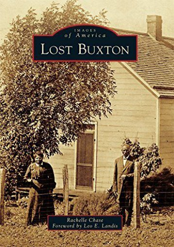 Lost Buxton (Images of America)