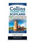 Scotland Touring Map - Page 2
