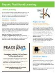 Adult Ministries Brochure Fall 2017 - Word of Peace Lutheran Church - Page 3