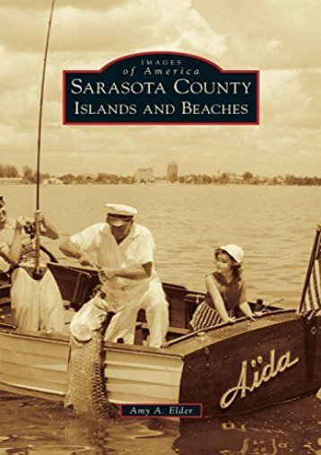Sarasota County Islands and Beaches