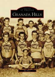 Granada Hills (CA) (Images of America)