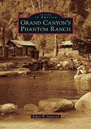 Grand Canyon s Phantom Ranch