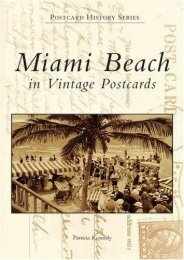 Miami Beach in Vintage Postcards (Postcard History)