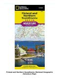 Finland and Northern Scandinavia (National Geographic Adventure Map) - Page 2