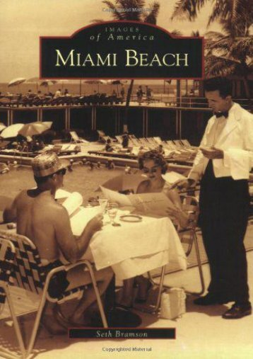 Miami Beach  (FL)  (Images of America)