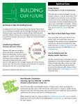 Peace Notes April 2016 - Word of Peace Lutheran Church - Page 5
