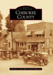 Cherokee County   (TX)   (Images of America)