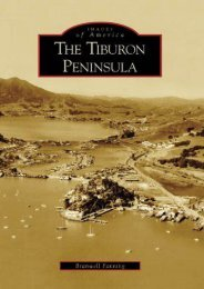 The Tiburon Peninsula (CA) (Images of America)