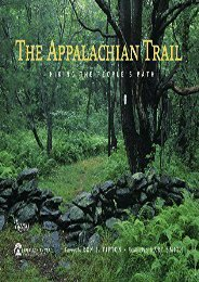 The Appalachian Trail: Hiking the People s Path