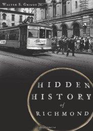 Hidden History of Richmond