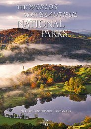The World s Most Beautiful National Parks